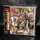 Last Bronx Tokyo-Bangaichi Soundtracks vs Club Remix Japan Game Music CD