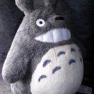 Totoro Grining Large ANIME MOVIE PLUSH LARGE GRIN SMILE SOFT TOY NEW