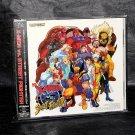 X-men Vs Street Fighter Capcom Soundtrack Japan GAME MUSIC CD