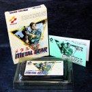 Metal Gear NES Famicom Konami Japan 1987 Action Game Boxed