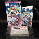 Pop 'n Twinbee Super Famicom Japan Konami Action Shooting Game