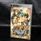 Grand Knights History PSP Japan RPG Game Sealed and NEW