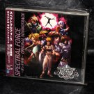 Spectral Force LOVELY WICKEDNESS Original Soundtrack PS1 Japan Game Music CD