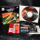 Gradius II Gofer PC Engine Super CD-ROM2 Turbo CD Japan Action Shooter Game