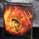 Metal Gear Solid Portable Ops Psp Soundtrack 1st Press Konami Japan Music CD