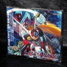 Rockman X7 Theme Shotaro Morikubo Lazy Mind Mega Man Capcom Japan Game Music CD