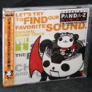 PANDA Z THE ROBONIMATION OST JAPAN TV ANIME MUSIC CD NEW