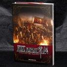 Final Fantasy Type-0 Rei Shiki Postcard Book PSP Japan Game Art Book ☆ NEW ☆