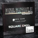 FINAL FANTASY IX CHIPS Japan Square Enix Game Music CD NEW