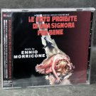 ENNIO MORRICONE FORBIDDEN PHOTOS OF A LADY JAPAN MUSIC CD