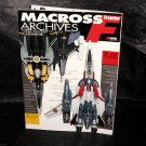 Macross Frontier Archives Japan Model Photos and Anime Art Works Book