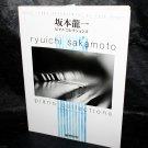 Ryuichi Sakamoto Piano Collections Piano Solo Score Japan Music Book NEW