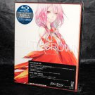 Guilty Crown 2 Limited ED Blu-ray plus CD plus redjuice artworks Art Book NEW