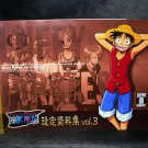 One Piece Sketch 3 JAPAN TV ANIME ART CHARACTER SKETCH BOOK