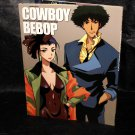 Cowboy Bebop Characters Collection Japan ANIME ART WORKS BOOK