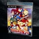 Disgaea Dimension 2 PS3 Japan RPG Disgaea D2 A Brighter Darkness NEW