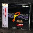 Midi Power Ver.4.0 Xexex Thunder Cross Japan GAME MUSIC SOUNDTRACK CD