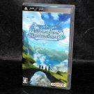 Tales of the World Radiant Mythology 3 PSP Namco Japan RPG