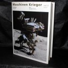 Ma.k  Maschinen Krieger Vol. 2 Chronicle Encyclopedia SF3D MODEL ART BOOK NEW