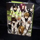Kazuya Minekura Illustrations Salty-Dog VIII Japan Anime Manga BOOK NEW