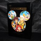 Shiro Amano Art Works Kingdom Hearts Book PS2 JAPAN