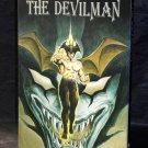 Devilman The Devilman JAPAN OVA ANIME MANGA ART BOOK GO NAGAI
