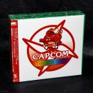 Capcom Game Music 3 Tiger Road, 1943, Ghosts Goblins, Black Dragon CD plus BOX