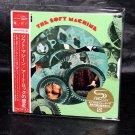Soft Machine Japan CD Mini LP UICY-75650 aka Volume One 1968 Debut Album NEW