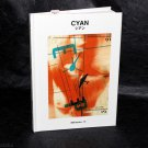 Cyan Art Book ggg Books 74 Japan Graphic Design Art Works Book NEW