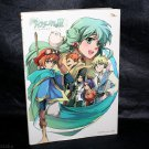 Tindharia no Tane Perfect Guide Japan Anime Art and Guide Book