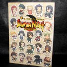 Summon Night Collection Japan ANIME RPG GAME ART BOOK