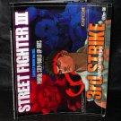 STREET FIGHTER III 3RD STRIKE GAMEST MOOK 185 GAME BOOK