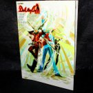 DEVIL MAY CRY GRAPHIC FILE GAME CHARACTER ART BOOK