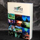 Final Fantasy VII International Memorial Album GAME ART BOOK
