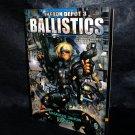 Intron Depot 3 Ballistics Art Book Masamune Shirow Japan Original Edition