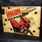 Trigun Badlands Rumble Japan Anime Sketch Book