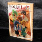 When They Cry Higurashi No Naku Official Fan Book Japan Anime Art Book NEW