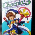 Card Captor Sakura Illustration Cheerio 3 JAPAN ANIME ART WORKS BOOK