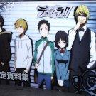 Durarara!! Anime Manga PSP Game Art Sketch Book