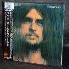 MIKE OLDFIELD OMMADAWN JAPAN SHM CD MINI LP SLEEVE NEW