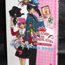 Clamp In Cardland Irreplaceable Book Japan Anime Manga Character Art Book