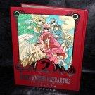 Magic Knight Rayearth Illustrations 2 ANIME ART BOOK Japan CLAMP