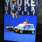 YOU'RE UNDER ARREST Japan Anime Manga Art Book YUA FILE X Kosuke Fujishima
