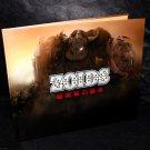 Zoids Ankokugun no Shurai Dark Forces Invasion Japan Anime Art Works Book NEW