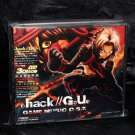.hack//G.U. Game Original Soundtrack PS2 Japan GAME MUSIC 2 CD 3 Discs NEW