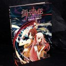 MAI MY HIME OFFICIAL VISUAL GUIDE Japan Anime Manga Character Art Book