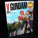 Turn A Gundam 1 Newtype 100% Collection Syd Mead Japan Anime Art Book