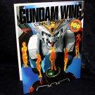 Gundam Wing Complete Newtype Japan Anime Art Works Book