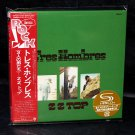 ZZ Top Tres Hombres Japan SHM-CD Mini LP Album Limited Edition NEW