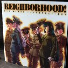 Rei Hiroe Reighborhood Illustrations Japan Anime Manga ART WORKS BOOK NEW